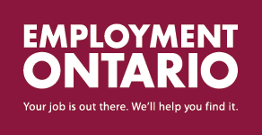 Supported by Employment Ontario
